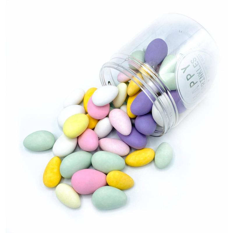 Amandes en sucre couleur pastel Happy Sprinkles - 160 g