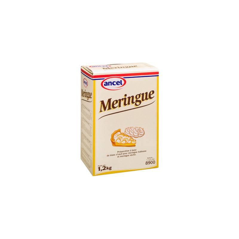 Mezcla de merengue Ancel - 1,2 kg