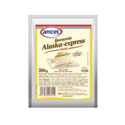 Bavarois Alaska-express Poire 0,2 kg