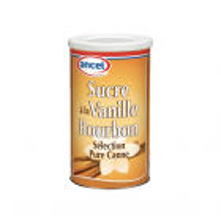 Sucre à la Vanille Bourbon Ancel - 1 kg