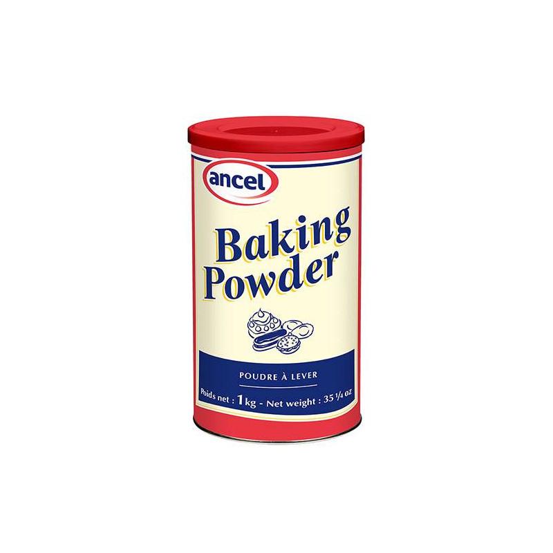 Polvo de hornear Ancel -1 kg