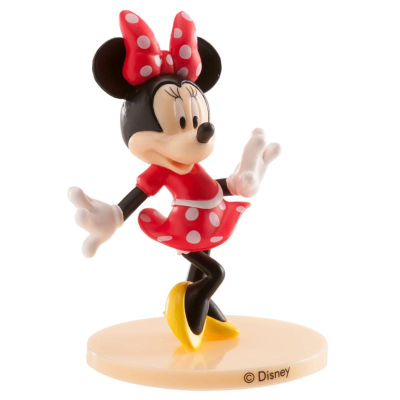 Plastic figurine MINNIE - 9 cm