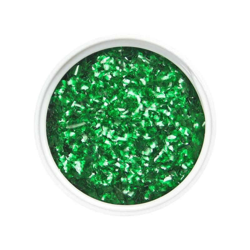 Flocons paillettes vert PME 7g