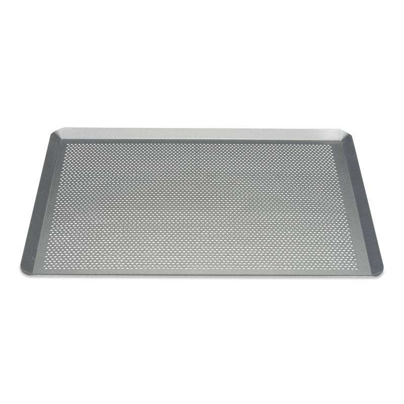 Plaque à pâtisserie perforée 40 x 30 cm