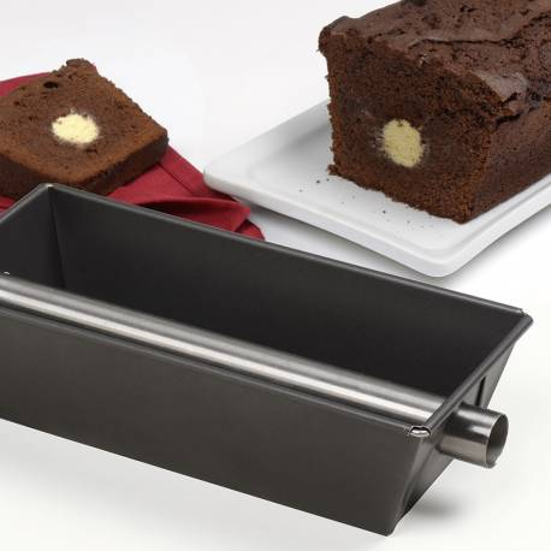 Moule à cake avec insert 25 cm