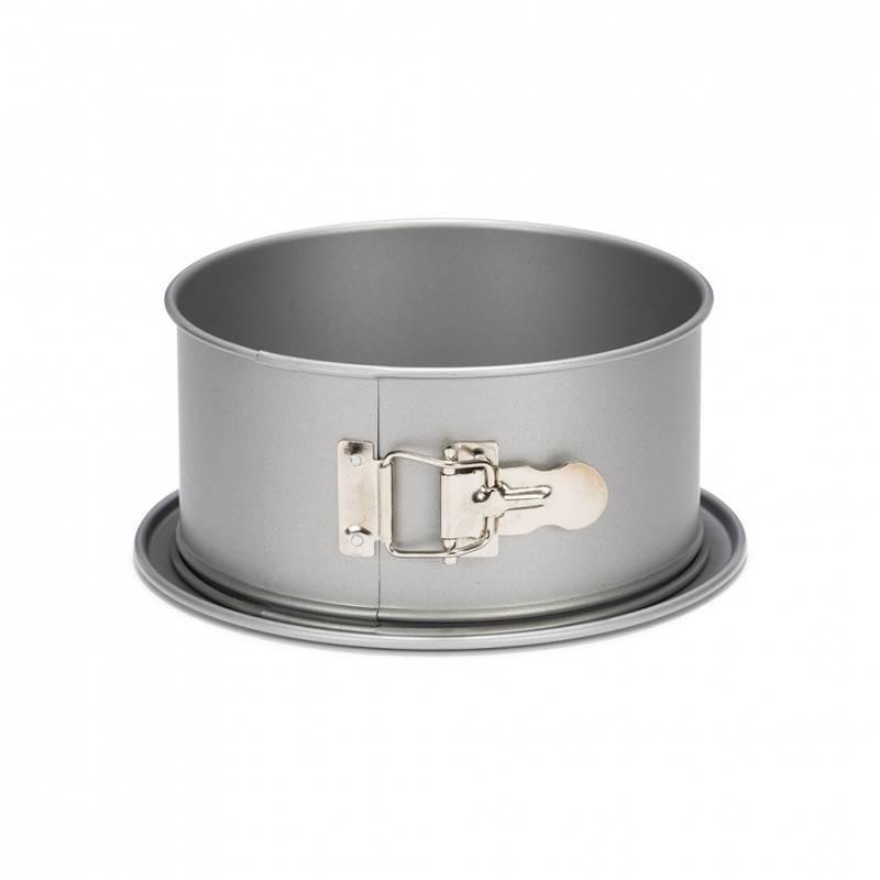 Hinge mold round high edge 18cm