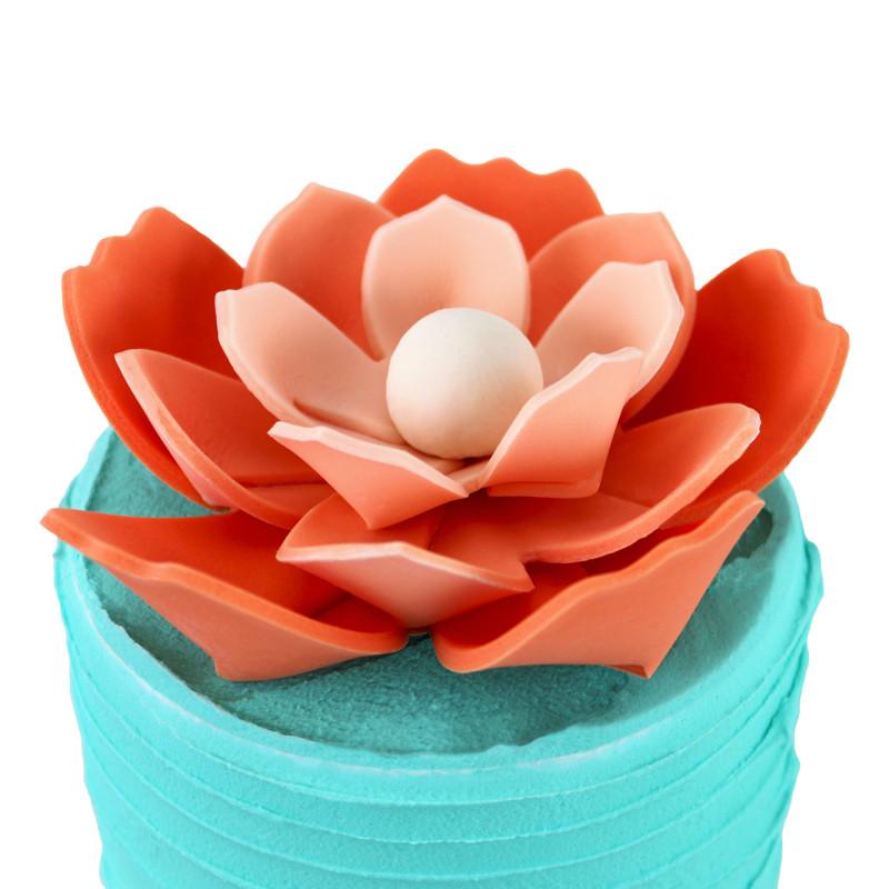 Cortapastas de flores de origami PME - 3 tamaños