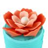 Emporte-pièces fleurs origami PME - 3 tailles