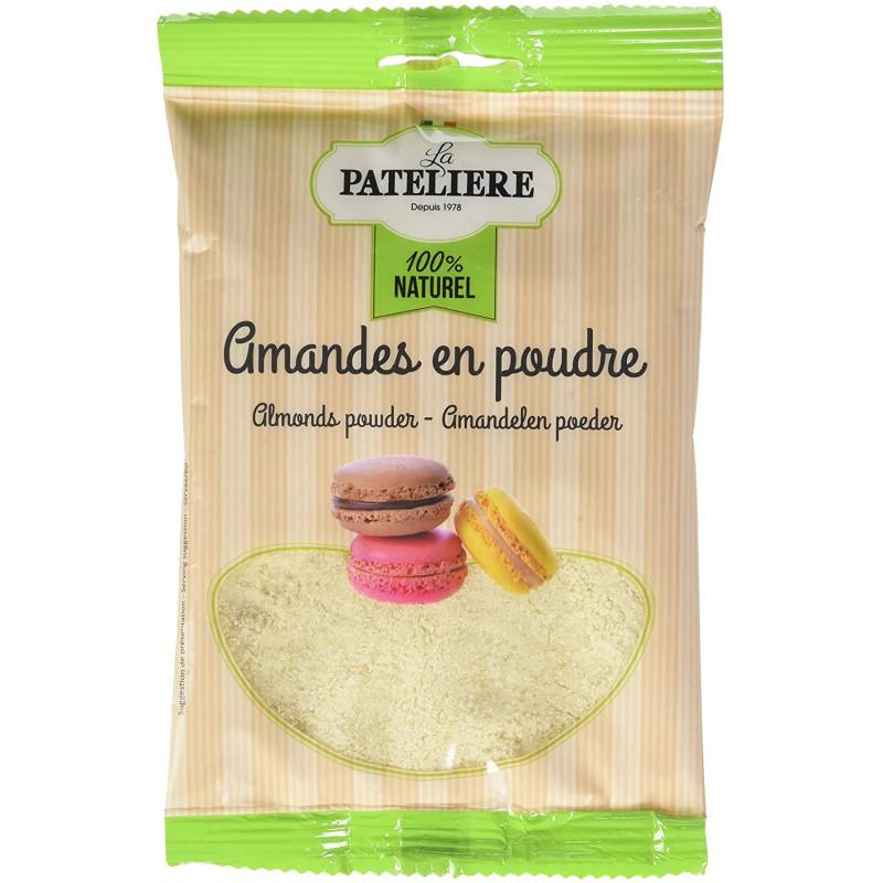 Almond powder La Patelière 125 g