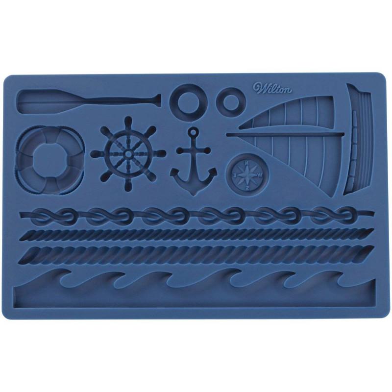 Tapis Moule theme Maritime Bateau et Mer