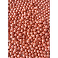 Grosses billes en chocolat corail scintillant Sweetapolita 106g