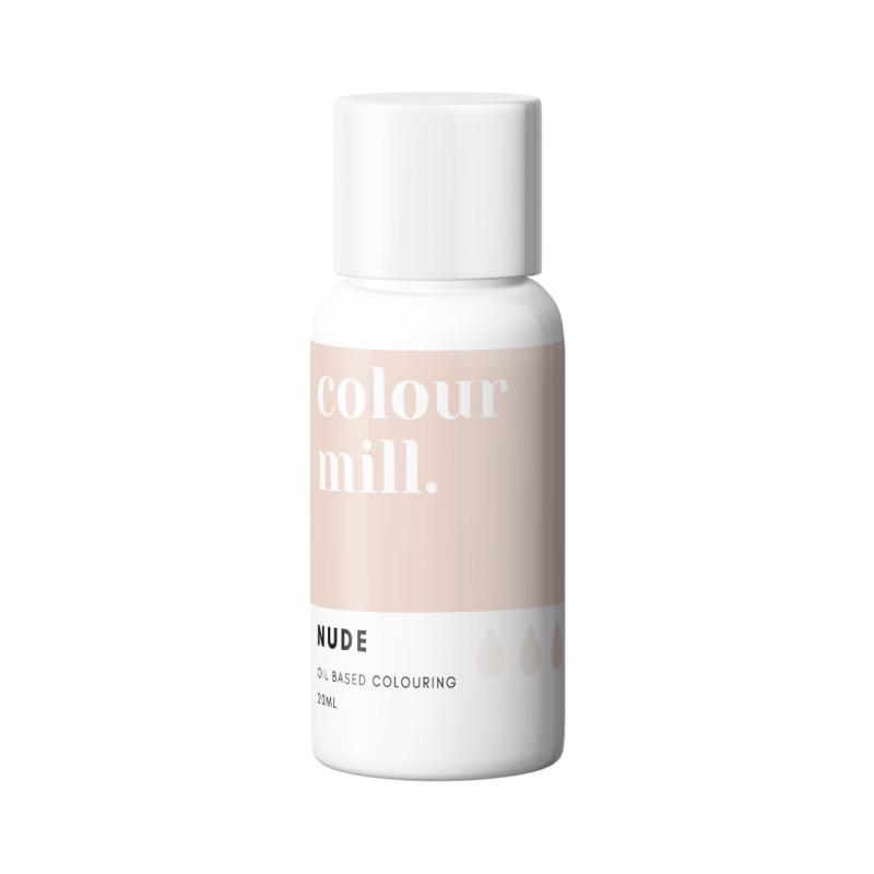 Nude Beige Liposoluble Colour Mill 20ml