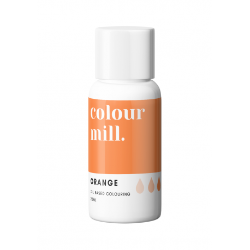 Colour Mill orange liposoluble dye 20 ml