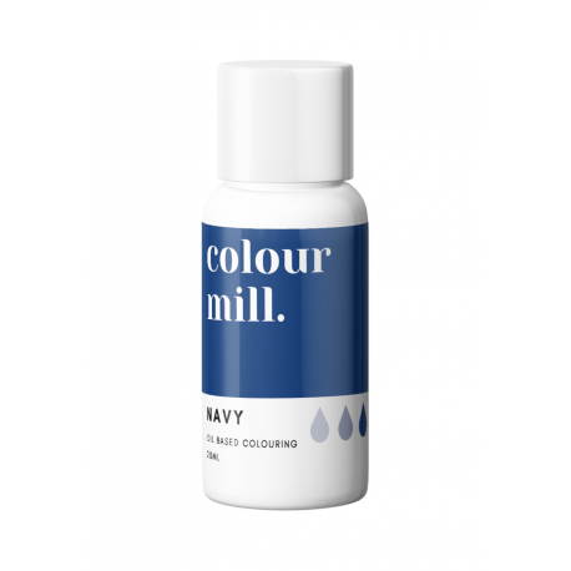 Color Mill liposoluble navy blue dye 20 ml