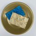 Chocolate mold diamond bars - 4 cavities
