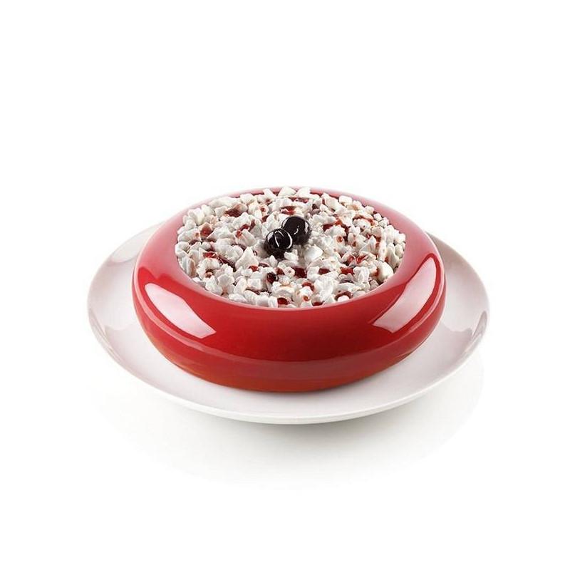 Moule à gâteau silicone Dot de Silikomart 20 cm
