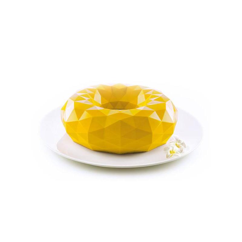 Moule à gâteau en silicone Gioia de Silikomart 21cm