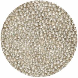 Silver 4mm beads