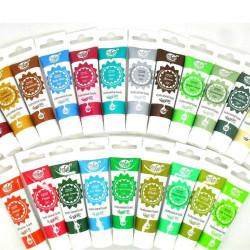 Colorants alimentaires ProGel Rainbow Dust