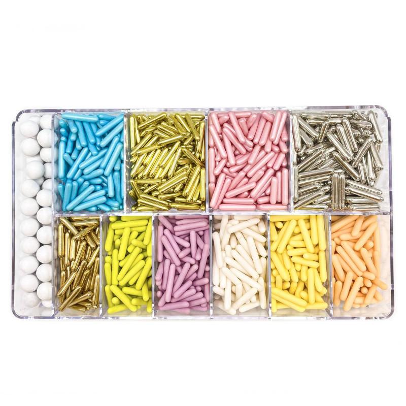 Caja de varillas Happy Sprinkles 350 g