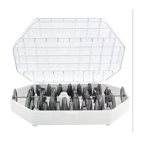 Case of sockets PME 55 pieces