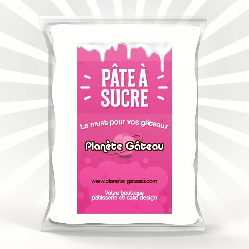 Sugar dough PLANETE GATEAU white 1Kg