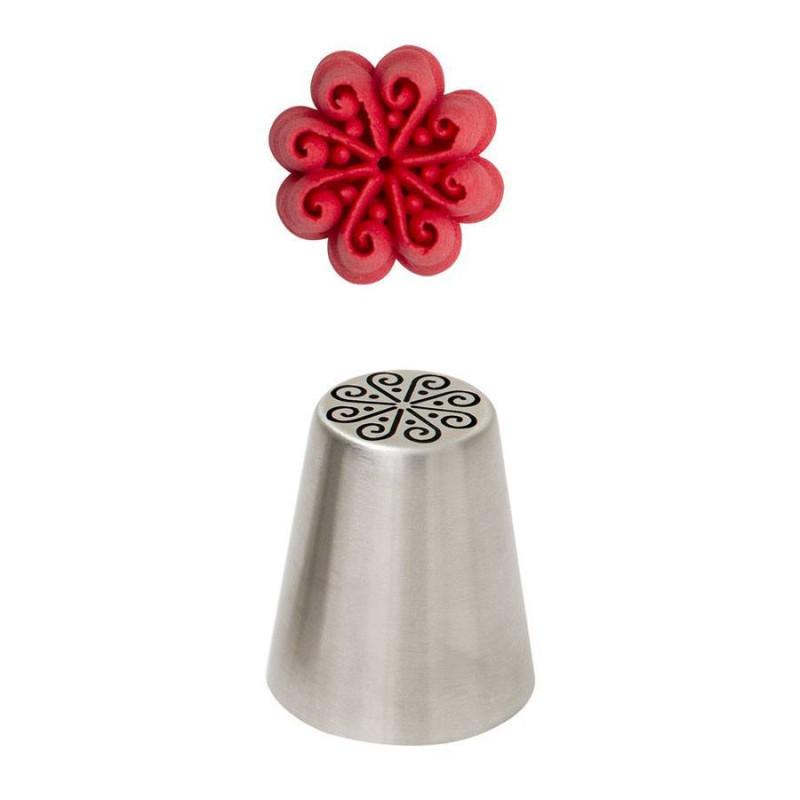 Swirl Flower 3D Sleeve