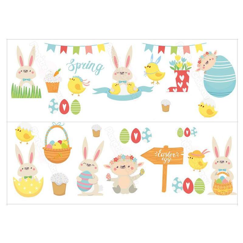 Special Easter Cake Contour