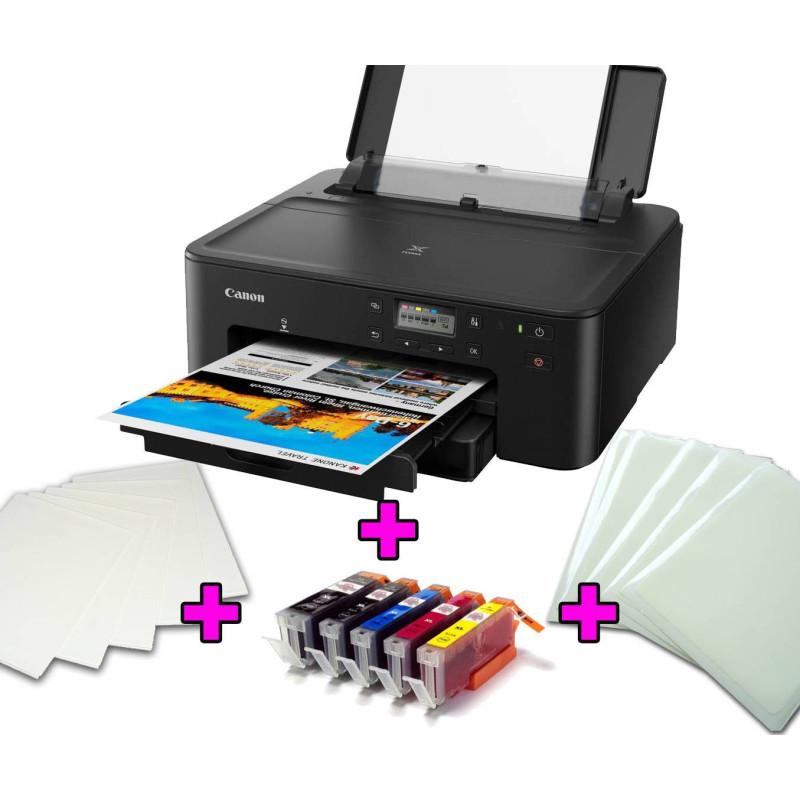 Impresora de alimentos A4 - Kit completo V4