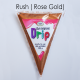 Glaçage or rose Perfect drip Crystal Candy 100 g