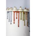 Perfect drip Crystal Candy glaseado de oro rosa 100 g