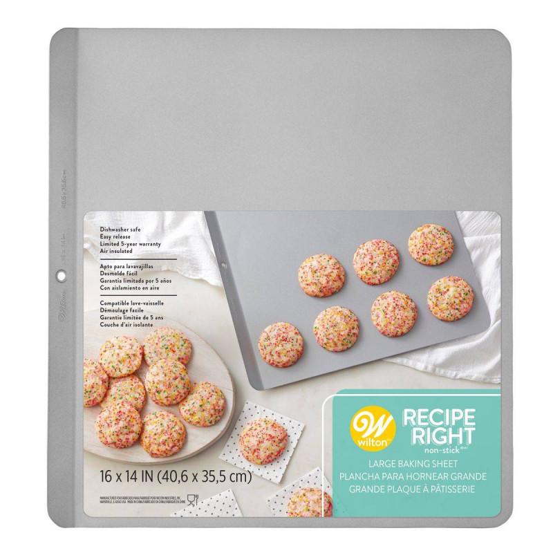 Flat baking tray Air cookie Wilton 41 x 36 cm