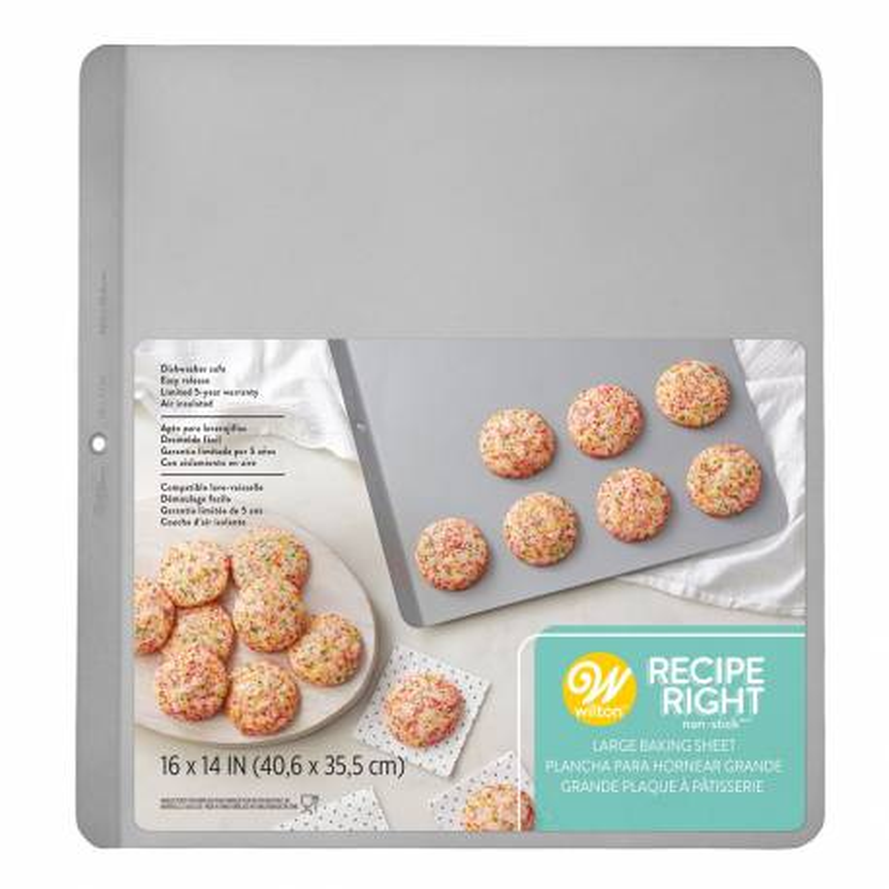 Plaque de cuisson plate Air cookie Wilton 41 x 36 cm