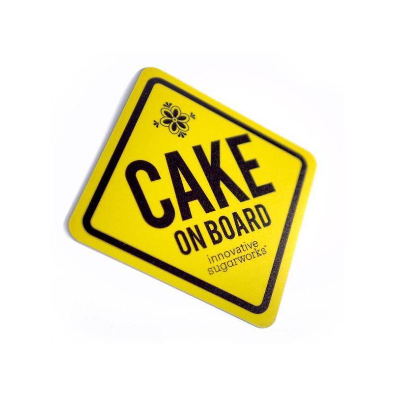 Magnet Cake on board