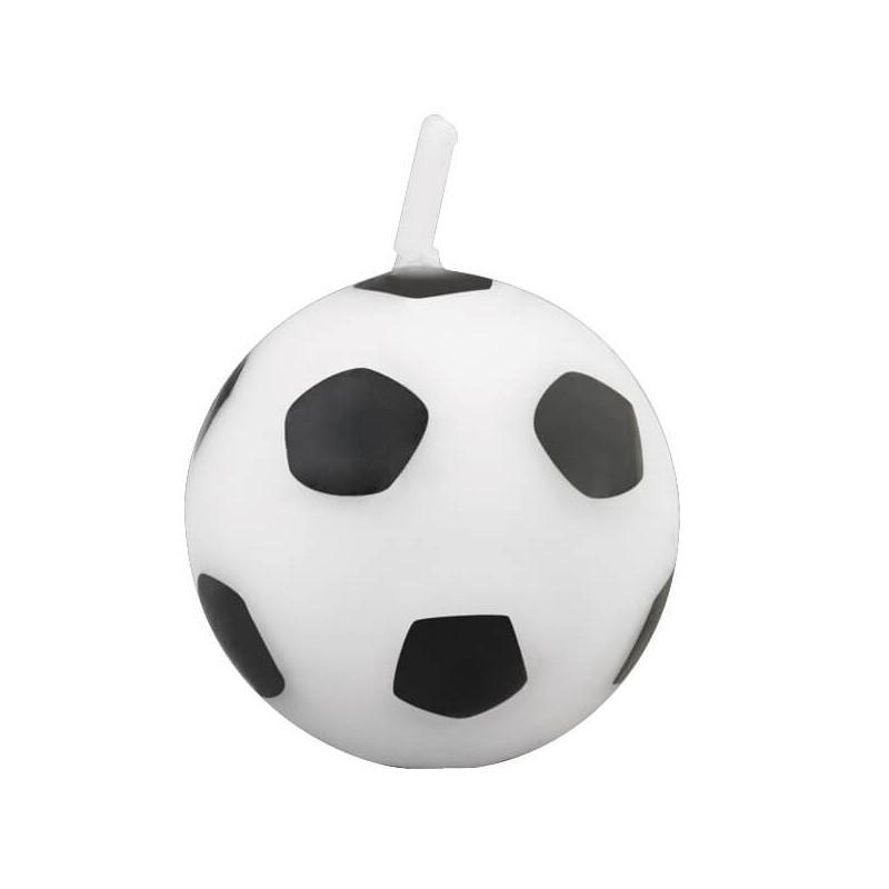 6 Velas de Fútbol Wilton