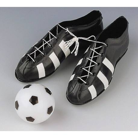 shoes and football kit