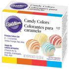 4 colorants à chocolats Wilton