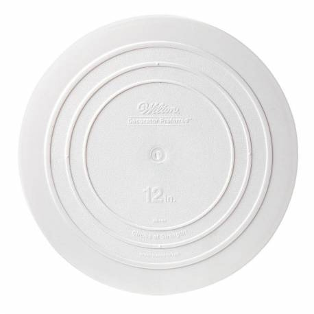 Wilton Smooth Edge Separator Plate 25 cm