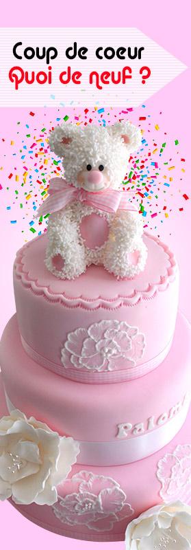 Gateau anniversaire personnalise quimper