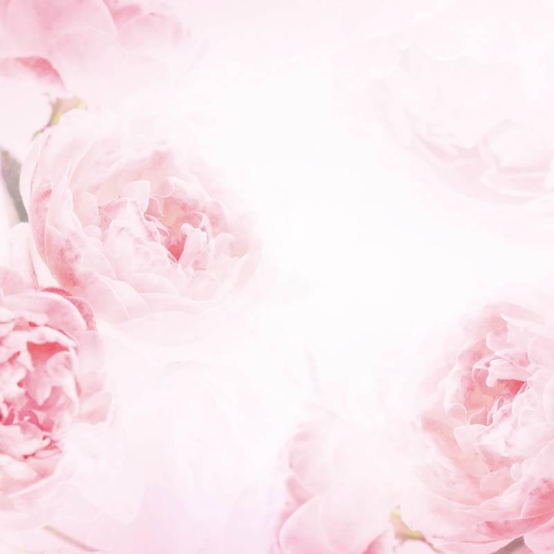 Fleur et roses