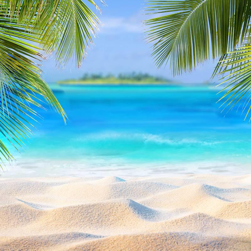 Plage mer et vacances