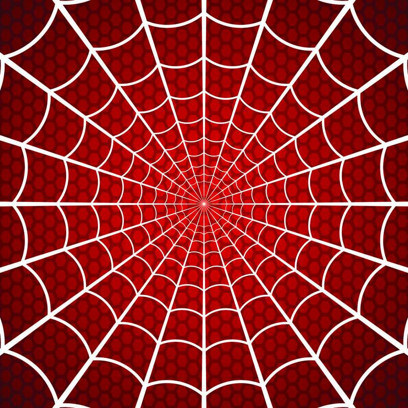toile de Spiderman