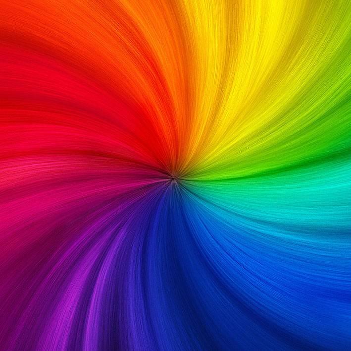 Pelo colorado