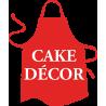 Fabricant Cake Decor